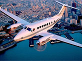 King Air Website Design